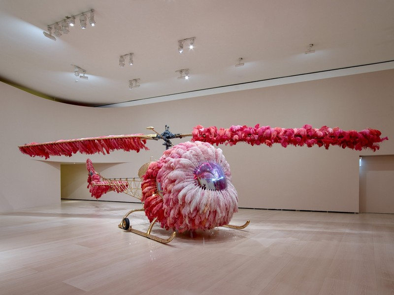 Joana Vasconcelos Has A New Exhibition In Portugal joana vasconcelos Joana Vasconcelos Has A New Exhibition In Serralves Joana Vasconcelos Has A New Exhibition In Portugal 4