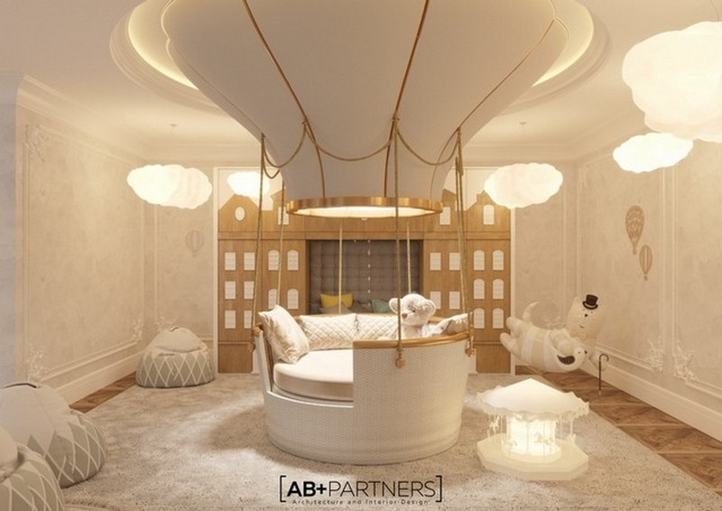 Interior Design: Be Inspired By This Luxurious Nursery Room interior design Interior Design: Be Inspired By This Luxurious Nursery Room Design Inspiration Take A Look At A Luxurious Nursery Room 3