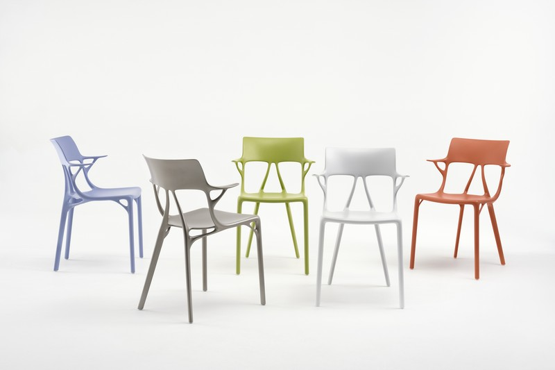Philippe Starck and Kartell Announce The AI Project philippe starck Philippe Starck and Kartell Announce The AI Project Kartell and Philippe Starck Announce The AI Project 2