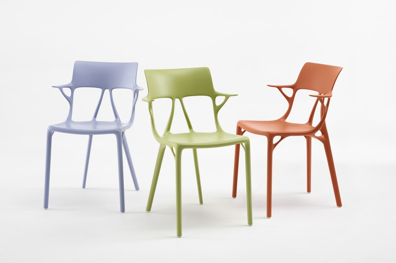 Philippe Starck and Kartell Announce The AI Project philippe starck Philippe Starck and Kartell Announce The AI Project Kartell and Philippe Starck Announce The AI Project 3
