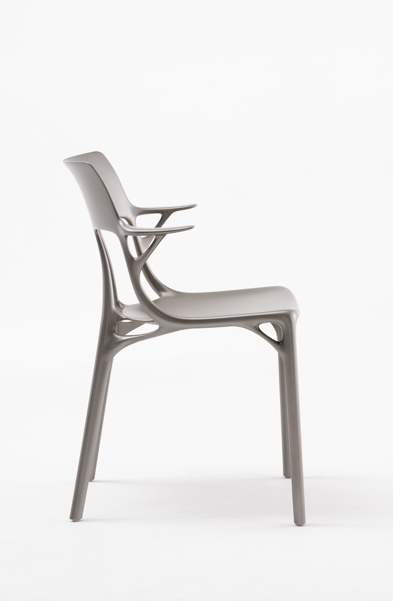 Philippe Starck and Kartell Announce The AI Project philippe starck Philippe Starck and Kartell Announce The AI Project Kartell and Philippe Starck Announce The AI Project 5