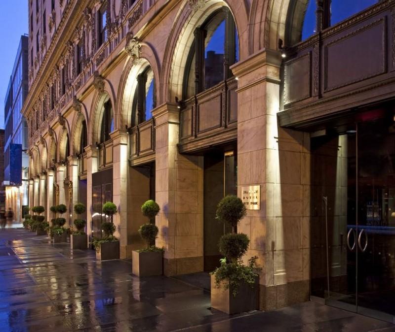 Mid-Century Modern Has Taken Over The Paramount Hotel In New York mid-century modern Mid-Century Modern Has Taken Over The Paramount Hotel New York Mid Century Modern Has Taken Over The Paramount Hotel In New York 5
