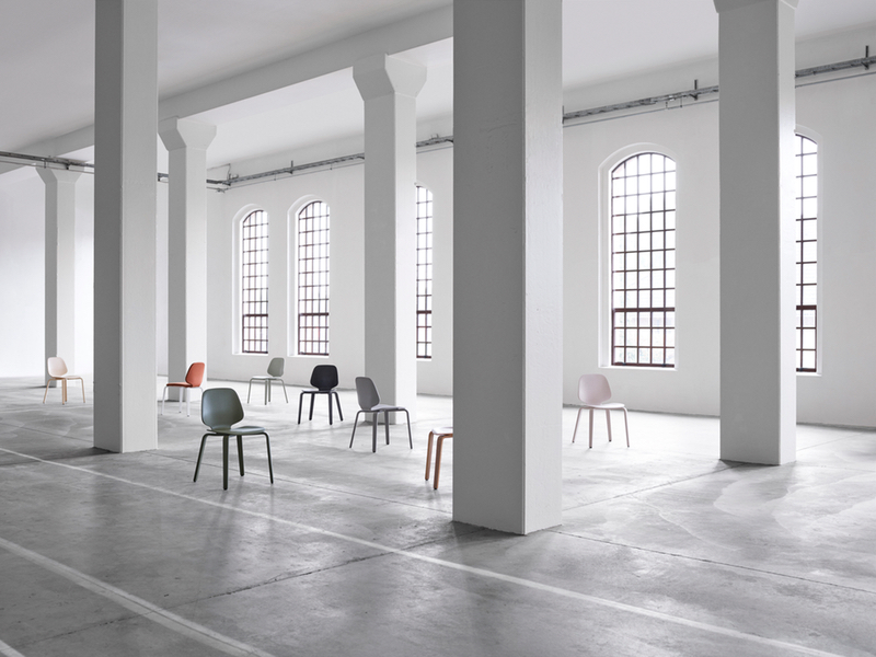 Normann Copenhagen Releases New Chair Collection normann copenhagen Normann Copenhagen Releases New Chair Collection Normann Copenhagen Releases New Chair Collection 1
