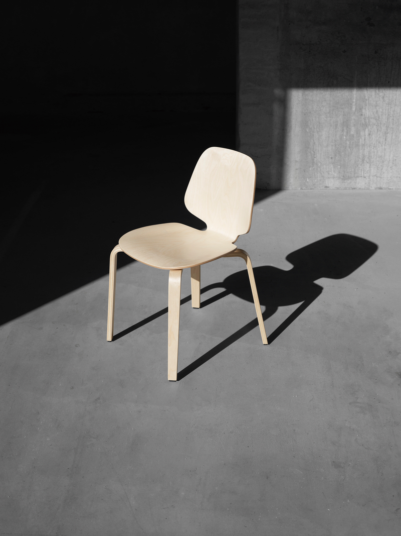 Normann Copenhagen Releases New Chair Collection normann copenhagen Normann Copenhagen Releases New Chair Collection Normann Copenhagen Releases New Chair Collection 5