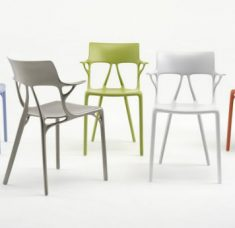 philippe starck Philippe Starck and Kartell Announce The AI Project feat 11 235x228