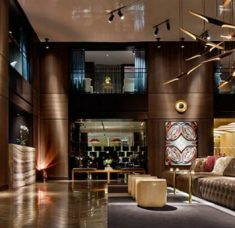mid-century modern Mid-Century Modern Has Taken Over The Paramount Hotel New York feat 3 235x228