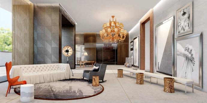 luxury design projects Luxury Design Projects By Some Top Interior Designers feat
