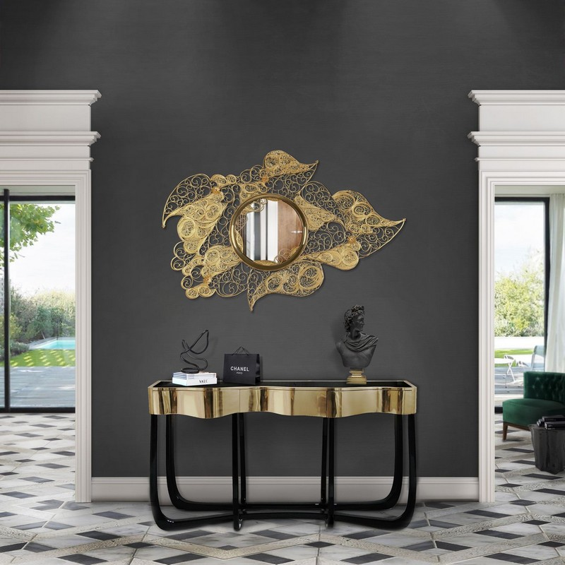Contemporary Mirrors Is All You Need In Your Home Decor contemporary mirrors Contemporary Mirrors Is All You Need In Your Home Decor Striking Mirrors Are One Of The Top Design Trends For 2019 2020 2