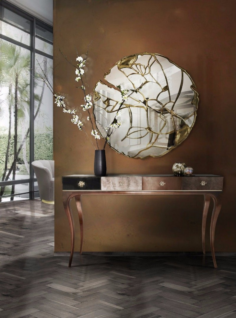 Contemporary Mirrors Is All You Need In Your Home Decor contemporary mirrors Contemporary Mirrors Is All You Need In Your Home Decor Striking Mirrors Are One Of The Top Design Trends For 2019 2020 4