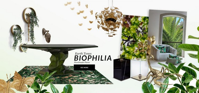 Interior Design Trends: Discover All About Biophilia interior design trends Interior Design Trends: Discover All About Biophilia Venture Yourself Into The Biophilia Design Trend 1