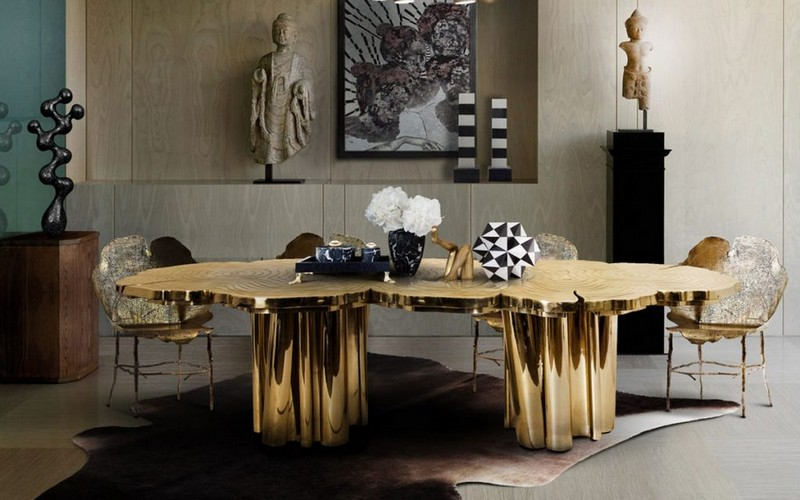 Home Decor: Discover The Luxury Design of Black and Gold home decor Home Decor: Discover The Luxury Design of Black and Gold Home Decor Ideas Be Inspired by Black and Gold 2