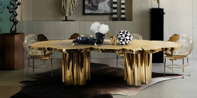 home decor Home Decor: Discover The Luxury Design of Black and Gold feat 1