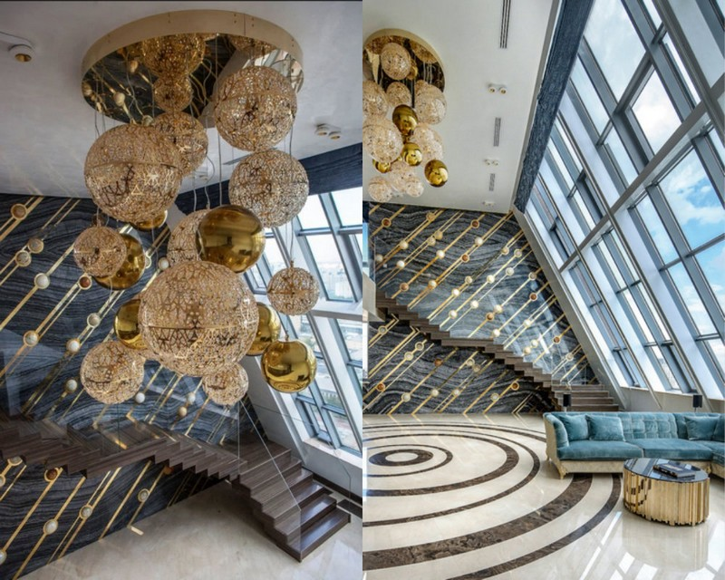 Luxury Design In Moscow: Inside A Jaw-Dropping Penthouse luxury design Luxury Design In Moscow: Inside A Jaw-Dropping Penthouse Be Inspired by A Jaw Dropping Luxury Penthouse In Moscow 5