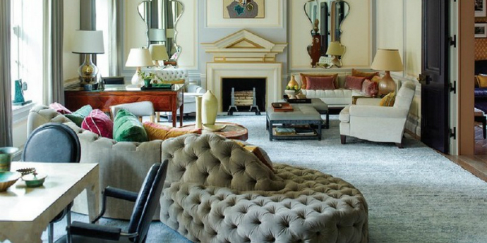 home decor ideas Home Decor Ideas: The Best Interiors From American Designers feat 1