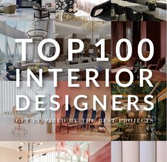 Top 100 Interior Designers interior designers Free Ebook – Most Inspiring 100 Interior Designers and Architects capa 235x228