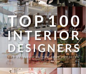 Top 100 Interior Designers interior designers Free Ebook – Most Inspiring 100 Interior Designers and Architects capa 294x255
