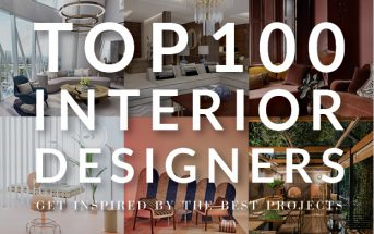 Top 100 Interior Designers interior designers Free Ebook – Most Inspiring 100 Interior Designers and Architects capa 343x215